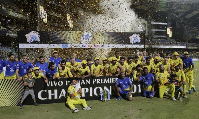 IPL final, Indian Premier League, Chennai Super Kings
