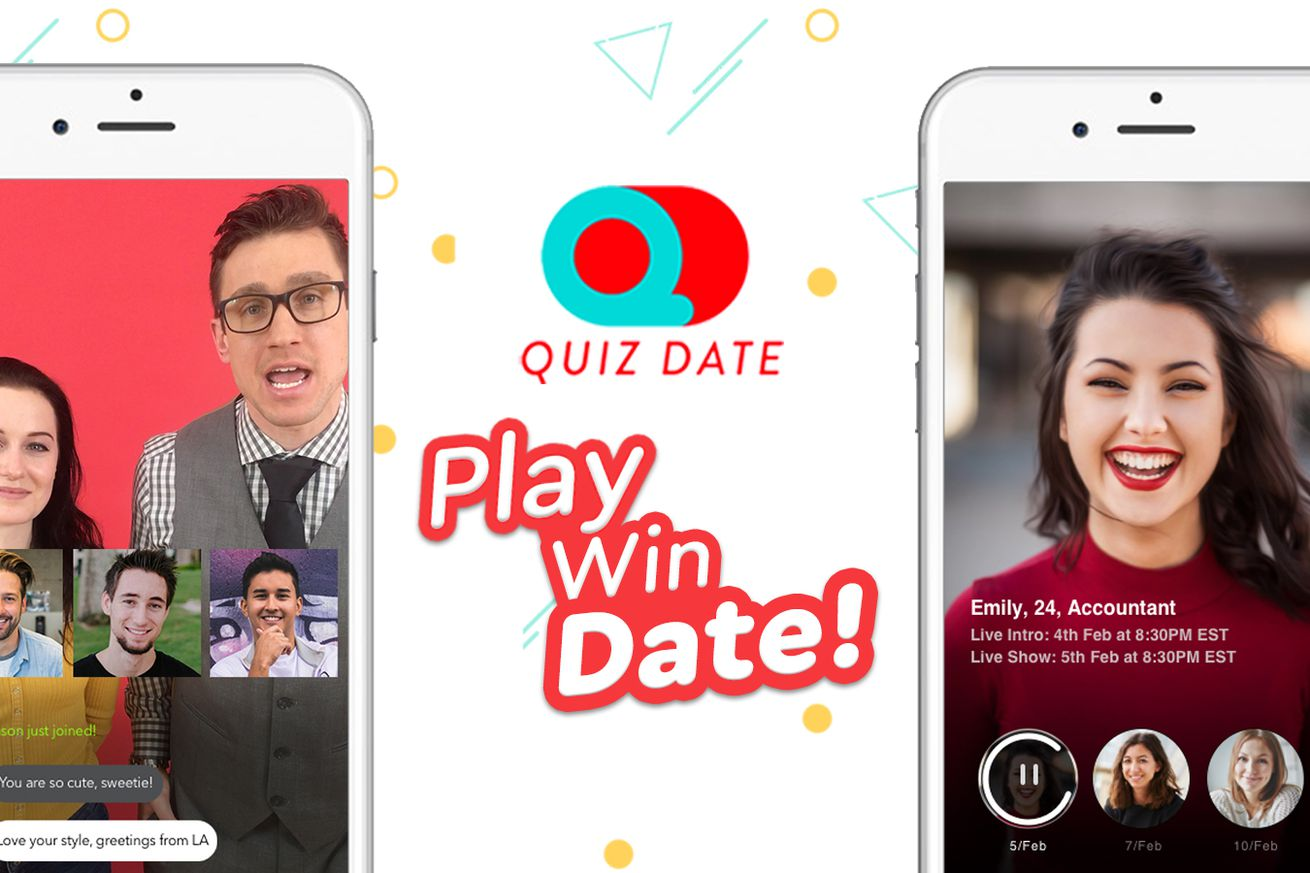 A new dating app mashes up HQ Trivia with Tinder – Bolchha Nepal