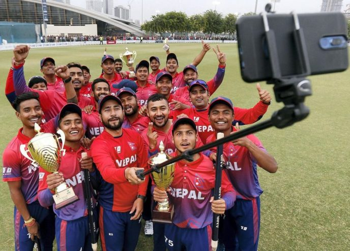 Nepal seal series victory against UAE in T20I