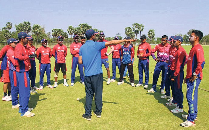 Nepal Under 19 Cricket Team - ICC U19 Cricket World Cup Qualifier Asia 2019