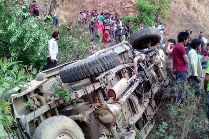 Road Accident Deaths in Nepal