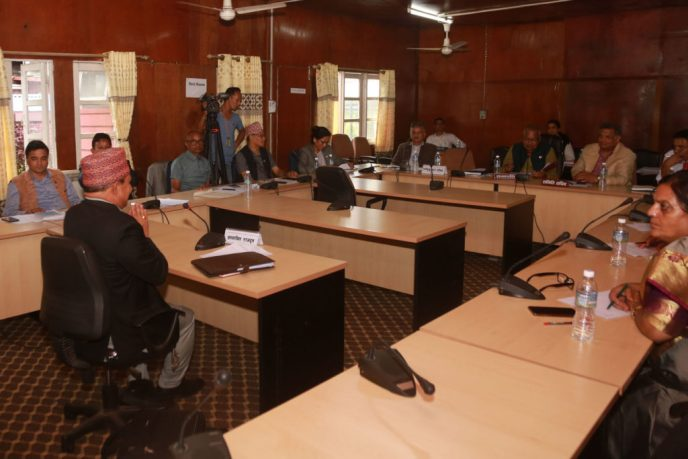 Parliamentary Committee Approves Four Ambassadors