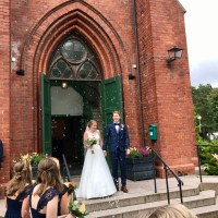 Hanna & Fredriks bröllop