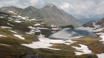 Haïscope #2111 : Lent dégel du lac