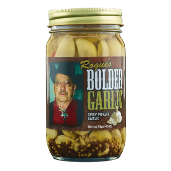 Bolder Garlic