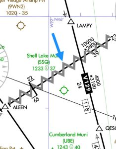 Stem also quiz do you know what these uncommon enroute chart symbols mean rh boldmethod