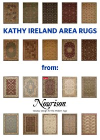 Kathy Ireland Area Rugs from Nourison
