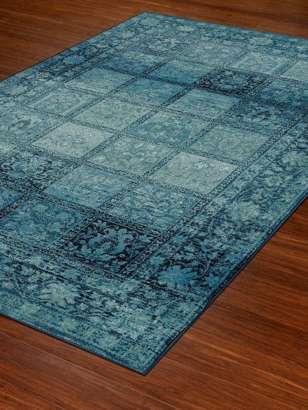 Dalyn Beckham Bc1544 Sky Blue Area Rug Free Shipping