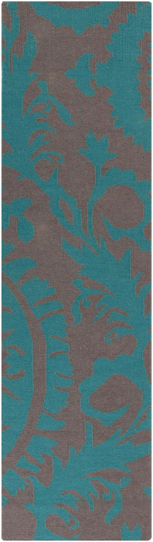 Surya Frontier Ft473 Blue Area Rug Free Shipping