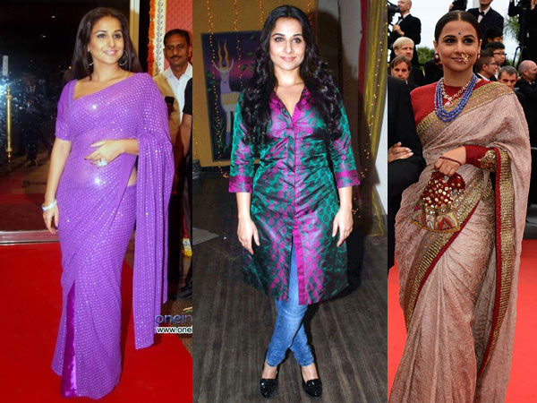 Worst Of Vidya Balans Fashion Disasters