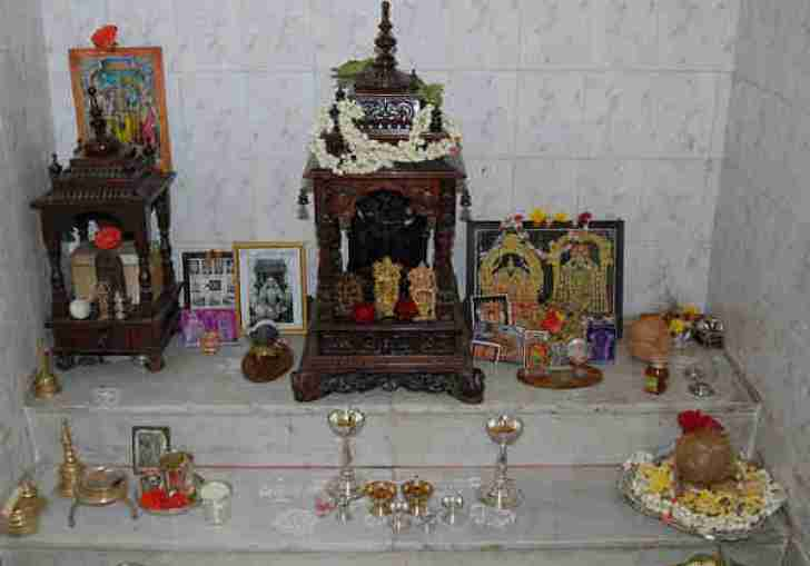 Puja Room Ideas In Usa