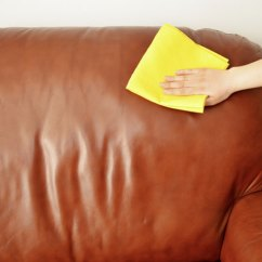 How To Clean Leather Sofas Marshmallow Flip Open Sofa Disney Muppets Ways At Home Boldsky Com
