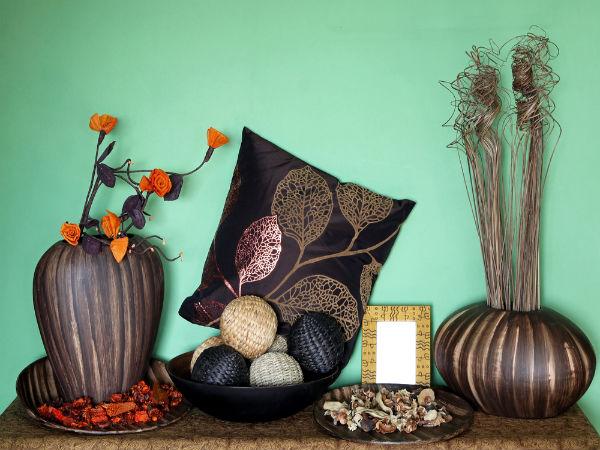 Creative Home Decorating Ideas With Vases Boldsky Com