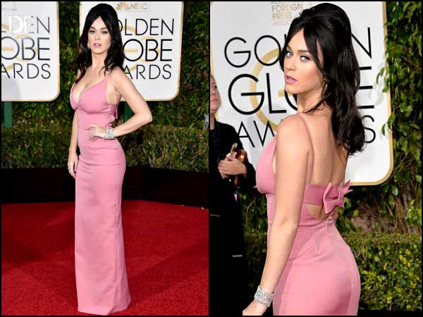 Katy Perry Golden Globes Awards