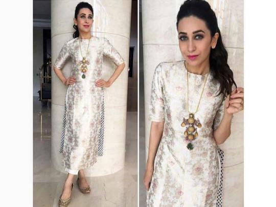 Karishma Kapoor wearing Raw Mango