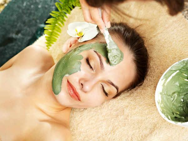 Homemade essential oil face masks for oily skin