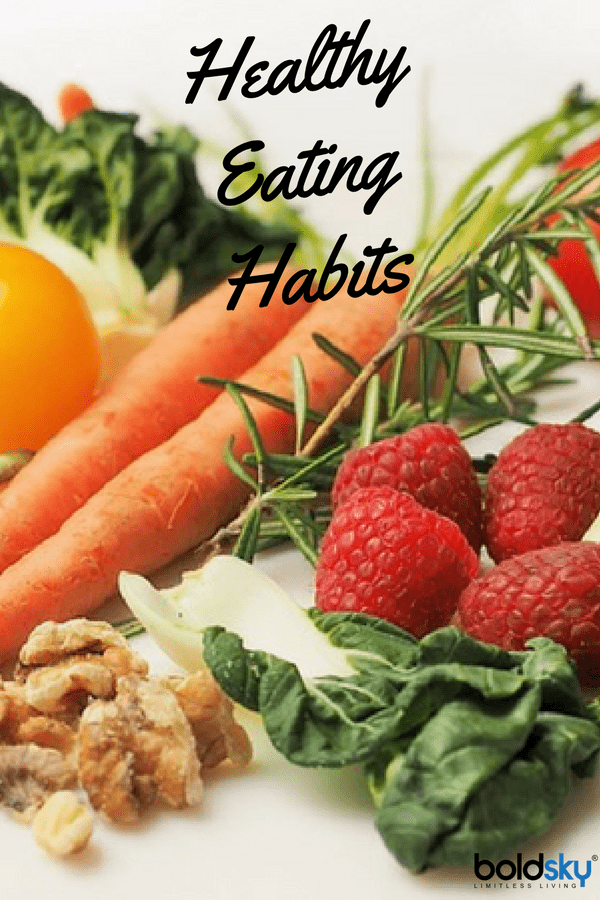 10 Tips For Healthy Eating Habits To Get You Started