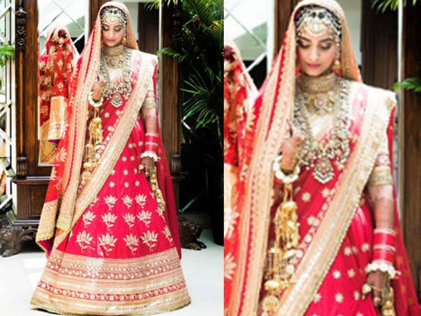 Sonam Kapoor Ahuja Wedding