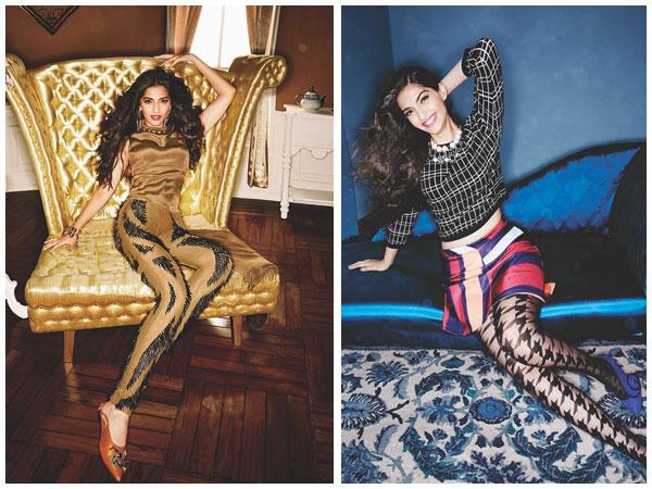 Sonam Kapoor Ahuja In Unique Outfits
