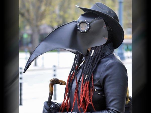 Most Interesting Masks For Coronavirus