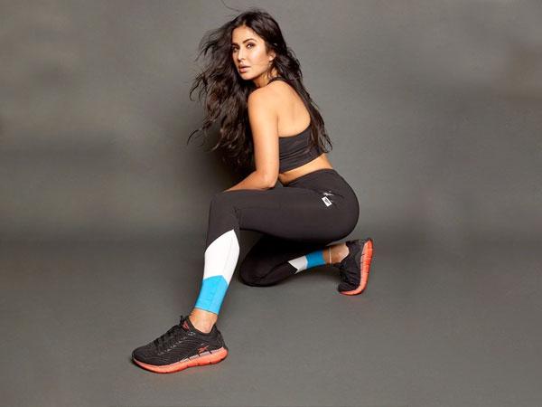 Katrina Kaif Gym Wear