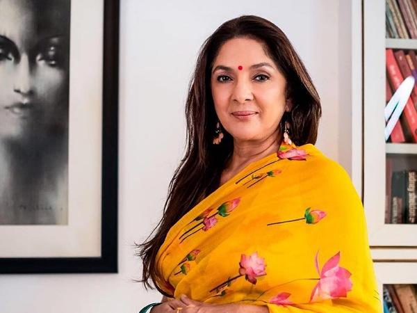 Neena Gupta's Sarees On Her Birthday