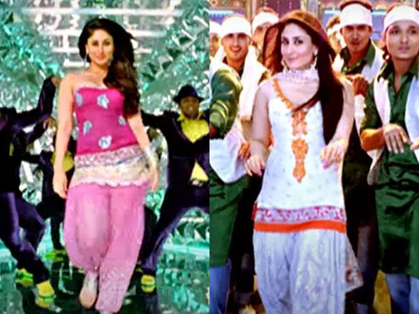 Kareena Kapoor In Desi Beat Song
