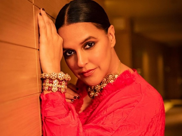 Neha Dhupia In Ethnic And Western Outfit