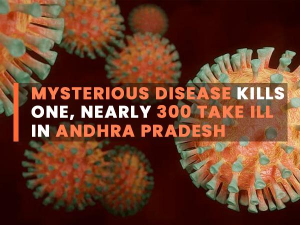 Eluru Mysterious Illness Kills One
