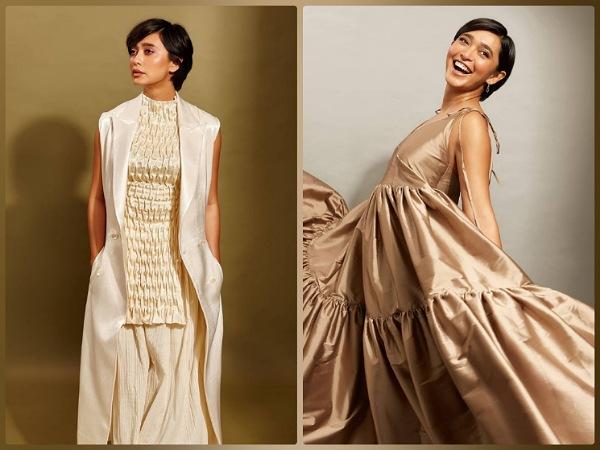Sayani Gupta In Dress And Palazzo Set