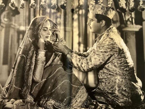 Waheeda Rehman Fashion