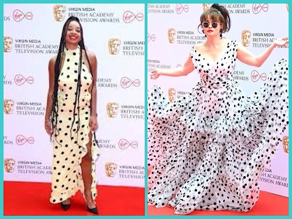 BAFTA TV Awards 2021 Best Dressed Divas