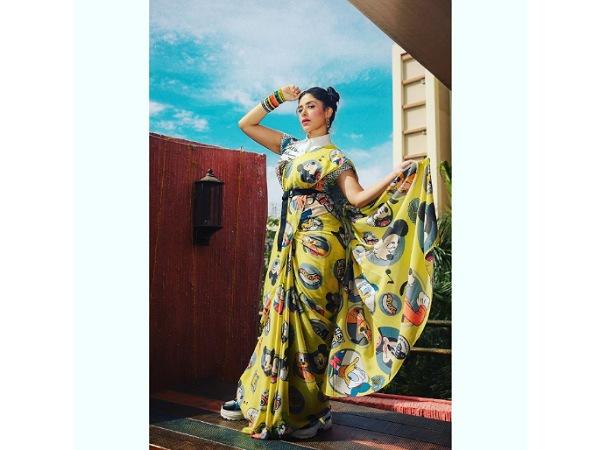 Shubhaavi Choksey Style