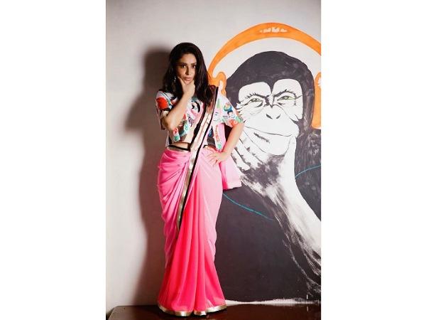 Shubhaavi Choksey Saree Looks