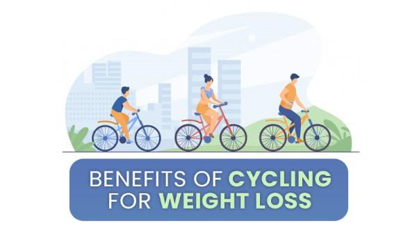 वजन घटाने के लिए साइकिल चलाना
