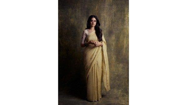 Tanya Maniktala Saree