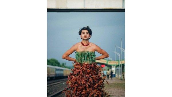 Influencer Neel Ranaut Recreates Outfits Of The Divas
