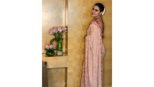 Kajol Saree Looks
