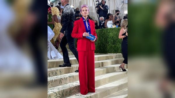 मेट गाला 2021 फैशन