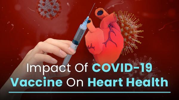 क्या COVID-19 टीकाकरण के बाद हृदय स्वास्थ्य पर कोई दीर्घकालिक प्रभाव हैं?
