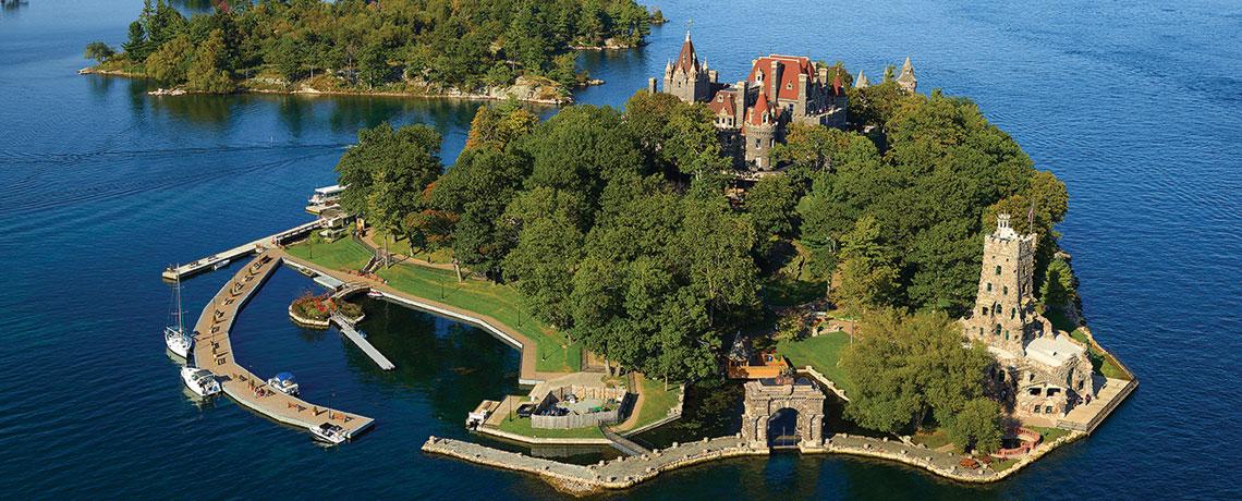 official boldt castle website