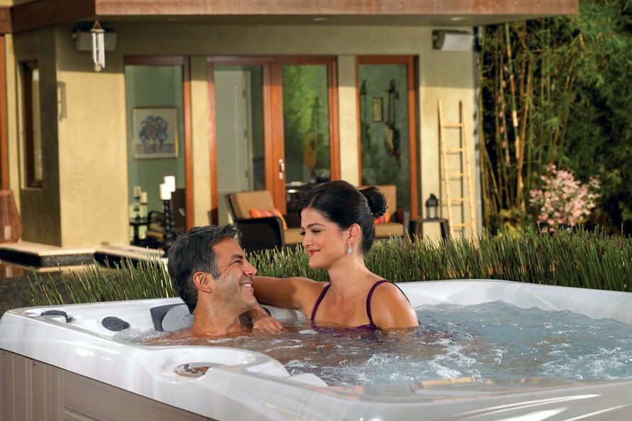 Caldera Paradise Kauai 3 Person Hot Tub