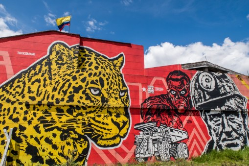 Bogota Colombia Grafitti Photography(25) May 15