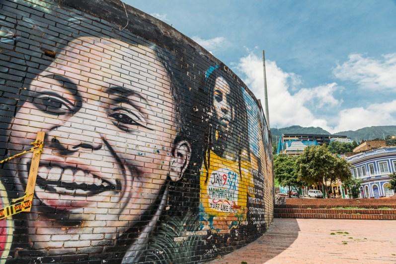 Bogota Colombia Grafitti Photography(35) May 15