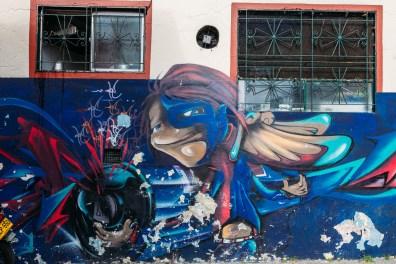 Bogota Colombia Grafitti Photography(41) May 15