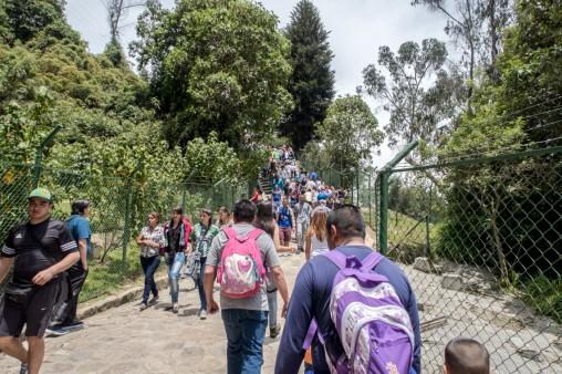 Bogota - Montserrate Hike (3 of 18) May 15-2