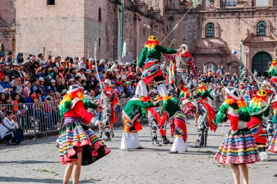 Cusco Inti Raymi Festival -10- June 2015
