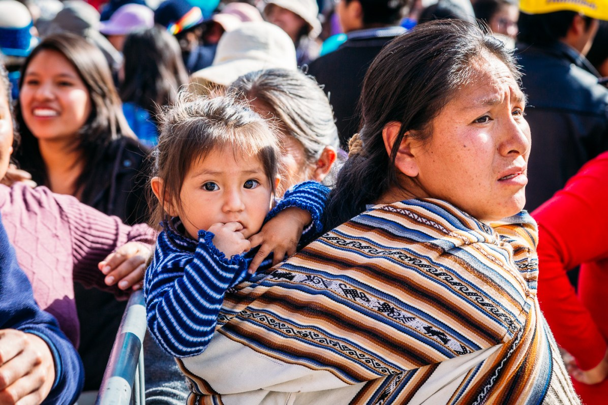Cusco Inti Raymi Festival -12- June 2015