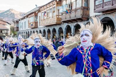 2015 Cusco Inti Raymi Festival -26- June 2015