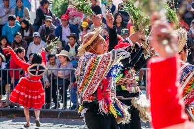 Cusco Inti Raymi Festival -3- June 2015